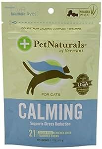 Pet Naturals Calming for Cats (21 count) 1.11oz.