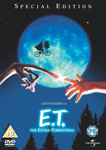 E.T.: The Extra-Terrestrial [Reino Unido] [DVD]
