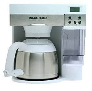 Black And Decker Coffee Maker Models : Amazon.com: Black & Decker ODC425 Spacemaker 10-Cup Thermal Carafe Coffeemaker: Drip ...