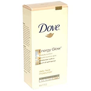 Dove Energy Glow Daily Face Moisturizer