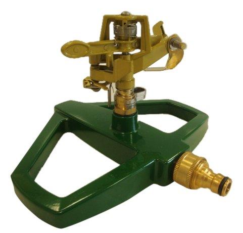 greenkey-arroseur-automatique-a-canon-impulsion-avec-base-metallique