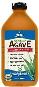 Xagave Organic Agave Nectar - 5lb Bottle