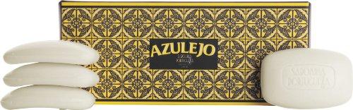サボアリア アズレイジオ azulejo ソープセット10×20g シトラス