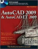 img - for AutoCAD 2009 & AutoCAD LT 2009 Bible Publisher: Wiley; Pap/DVD edition book / textbook / text book