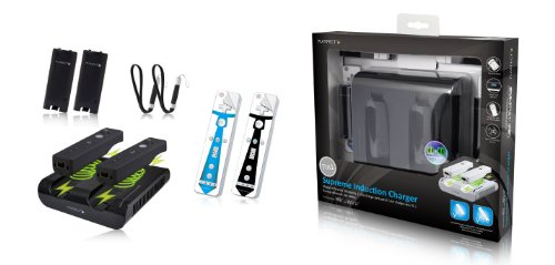 pack chargeur manette wii pas cher. Black Bedroom Furniture Sets. Home Design Ideas