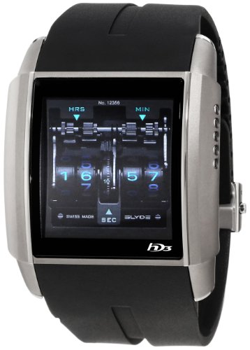 HD3 Men's T00 V1 CA01 Titanium with Digital Dial Watch