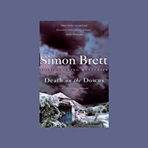 Death on the Downs | [Simon Brett]
