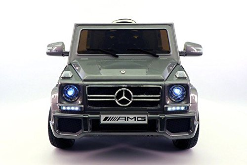 licensed mercedes kids ride on car mp3 input 12v battery power rc parental remote little kid cars