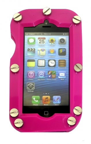 Best Price Shockcase Pink Industrial iPhone 5 Case