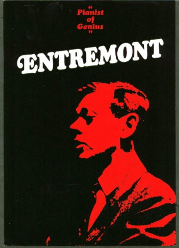 Philippe Entremont Piano Bushnell Flyer Ct 1960S