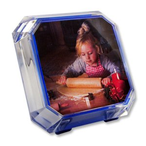 Magic Tap Touch Lamp & Picture Frame