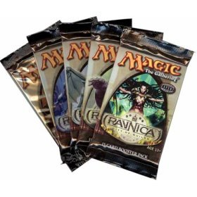 Magic the Gathering - Ravnica Booster Pack (5 Packs) - Buy Magic the Gathering - Ravnica Booster Pack (5 Packs) - Purchase Magic the Gathering - Ravnica Booster Pack (5 Packs) (Magic The Gathering, Toys & Games,Categories,Games,Card Games,Collectible Trading Card Games)