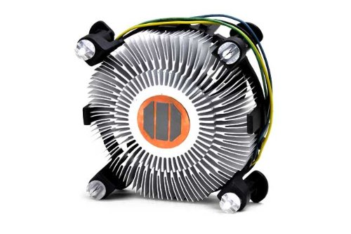 PartsCollection Intel Core i7-6700K Processor's Cooling Fan with Copper Core Heatsink (Intel I7 Cooling compare prices)