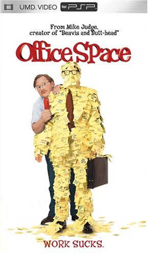 Office Space [UMD for PSP]