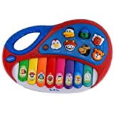 Homeshopeez Toy Musical Animal Piano(Multicolor)