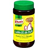 Knorr Bouillon, Granulated, Chicken Flavored, 35.3-Ounce Jar
