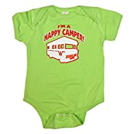 Winnebago Outdoor Infant Happy Camper Onesie