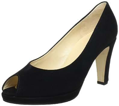 Gabor Shoes 6162017, Damen Pumps, Schwarz (schwarz(lfs natur)), EU 36 (UK 3.5) (US 6)