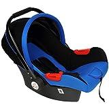 Car Seat Cum Carry Cot - Blue