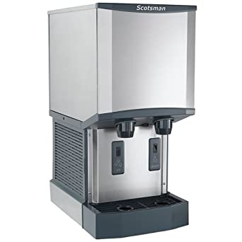 .com: Scotsman HID312A-1 Meridian Countertop Air Cooled Ice Machine ...