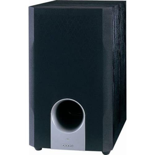 Amazon.com: Onkyo SKW204 Bass Reflex Powered Subwoofer (Black)