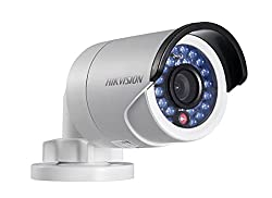 Hikvision 1.3MP IR Mini Bullet Camera with HD video output