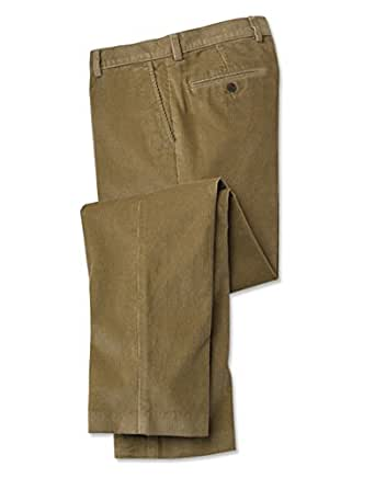 Orvis men 39 s wrinkle free cotton corduroy pants at amazon for Wrinkle free dress shirts amazon