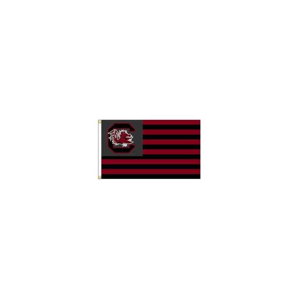 University South Carolina NCAA 3x5 Flag by BSI Products