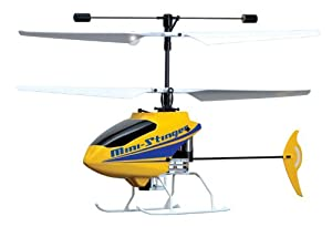 Mini-Stinger RC Helicopter Dual-Rotor Indoor 2.4GHz Ready-To-Fly Heli