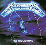 Ride the Lightning by Metallica (1990) Audio CD