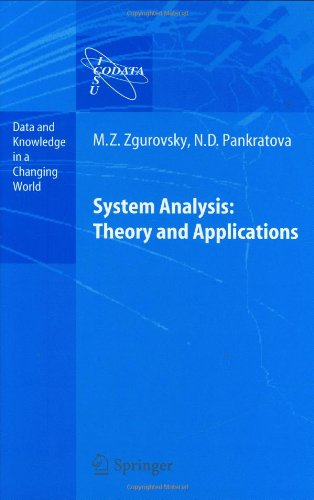 System Analysis: Theory and Applications (Data and...