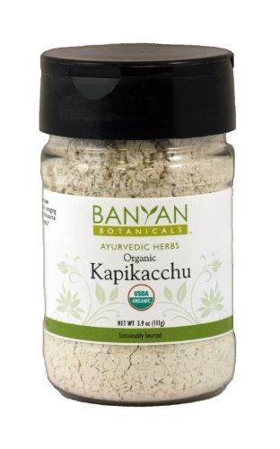 Banyan Botanicals Kapikacchu Powder- Certified Organic, Spice Jar