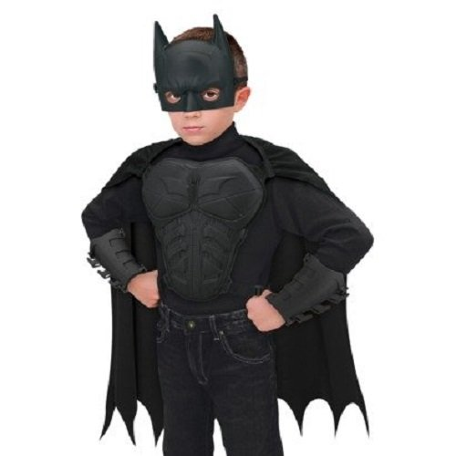 The Dark Knight Rises Batman Batsuit Action Gear (Dark Knight Cowl compare prices)