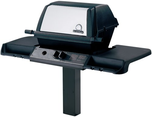 Broil King Crown  Post Model Natural Gas Grill