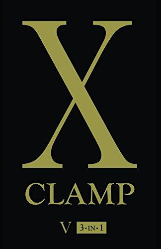 X, Vol. 5: 3-in-1 [CLAMP] (Tapa Blanda)