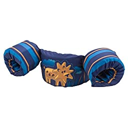 Stearns Puddle Jumper Deluxe Life Jacket, Lion, 30-50 lbs