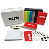 Best Family Card Games is Nerts The Official Nerts Card Game, Includes 6 Decks of Cards