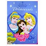 Large Disney Princess Royal Plush Throw Blanket : Love