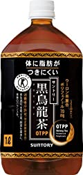 サントリー 黒烏龍茶 1L×12本