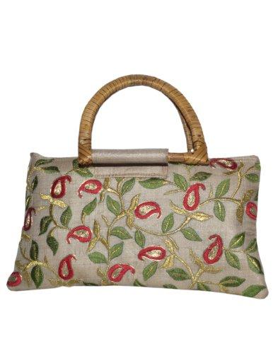 Kreasions Handbag (Beige) (MODEL38) (beige\/sand\/tan)
