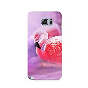 TAZindia Designer Printed Hard Back Case Cover For Samsung Galaxy Note 5
