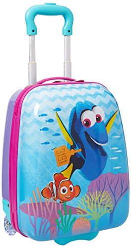 American-Tourister-74728-Disney-Finding-Dory-18-Inch-Upright-Hardside-Childrens-Luggage-Finding-Dory