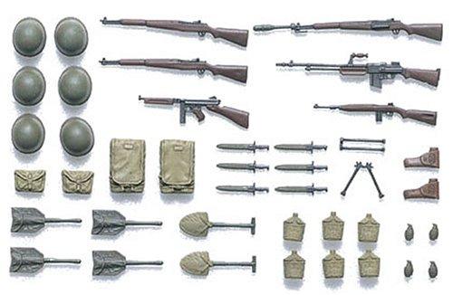 Tamiya 1:35 U.S. Infantry Equipment Set - 1