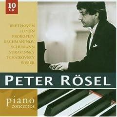 Peter Rösel plays Various Piano Concertos