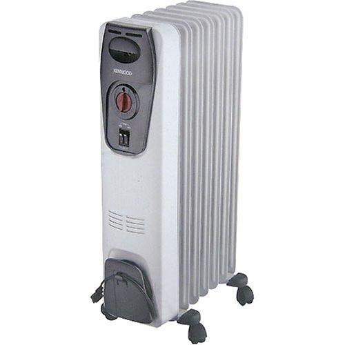 Kenwood Ew0507K Safeheat Oil Filled Electric Heater