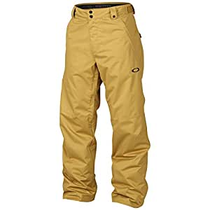 Pantalon snowboard homme orange