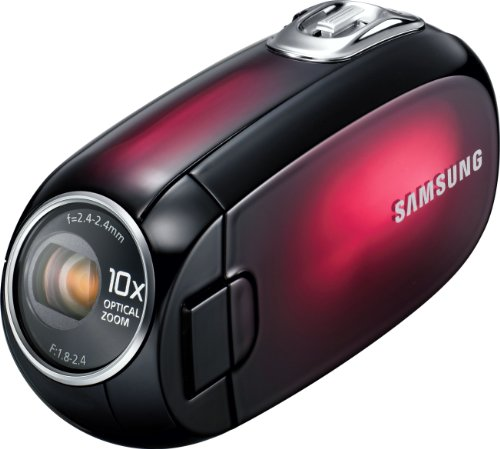 SMX-C20 Camcorder - red