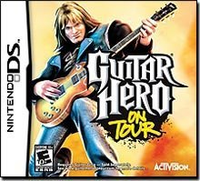 Guitar Hero:On Tour Software Only - Nintendo DS - 1