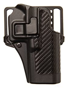 BLACKHAWK! Serpa CQC Carbon Fiber Appliqué Finish Concealment Holster