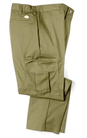 30 Dickies Industrial Cargo Pants Khaki by Dickies